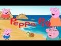 Свинка Пеппа НОВЫЙ СБОРНИК # 2! Мультик для детей на русском все серии подряд 1 ЧАС.