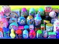 35 SURPRISE EGGS Toys Baby Born Surprise Unicorn Slime LOL