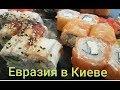 Евразия суши в Киеве