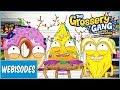 Grossery Gang Cartoon | CHRISTMAS EPISODE | Merry Grossmas! 🎄