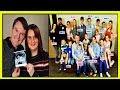 Ожидает 20-го Ребенка!Самая Многодетная Семья Великобритании 42-летняя Сью и 46-летний Ноэль Рэдфорд