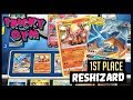 1st Place Reshiram & Charizard GX!! Pokemon TCG Online Gameplay