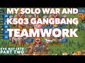 KvK May 18th 7 MILLION KILLS in SOLO WAR part 2 Lords Mobile