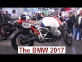 The BMW 2017 Motorcycles - Show Room Germany