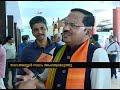 Muslim League founder's grandson Join BJP