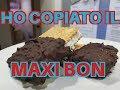 GELATO MAXIBON FATTO IN CASA