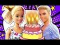 История Куклы Барби! У нее День Рождения! Что пошло не так и что Испортит праздник для куклы Барби?