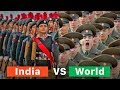 India's Republic Day Parade vs Rest of the World | Parade Fail Compilation 2019 | Baklol Bunny