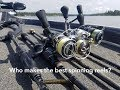 Who makes the best spinning reels? Daiwa, Shimano, Pflueger or Abu Garcia