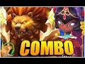 SUMMONERS WAR : Ramagos+Vivachel Combooootimeeeeee!!!