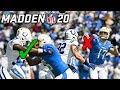 Madden 20 Gameplay Final Review - This Is A Much Different Game...