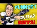 TOP 10 Funnest Guitar Riffs to Play!
