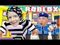 Милана СБЕЖАЛА из ТЮРЬМЫ в ROBLOX! Самый Тяжелый ПОБЕГ на FFGTV fun Family video