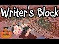 WRITER'S BLOCK - Terrible Writing Advice