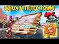*BROKEN* BUILD INSIDE TILTED TOWN!! – Fortnite Funny Fails and WTF Moments! #642