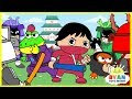 Ryan Ninja kids Spy Mission    Cartoon Animation for Children with Ryan ToysReview