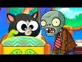СТРАШНЫЙ СОН котика БУБУ | Побег от ЗОМБИ в игре