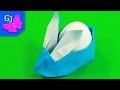 Оригами Пасхальный Кролик из бумаги