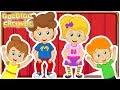 Aramsamsam gulli gulli ramsamsam Kinderlied auf Deutsch | Kinderlieder zum Mitsingen | Sing