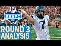 Round 3 Player Highlights & Pick Analysis | 2019 NFL Draft