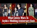 Katrina To Sonakshi, Here Is What Celebs Wore To Arpita Khan's Wedding Anniversary Bash