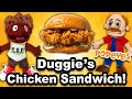 SML Movie: Black Yoshi's Chicken Sandwich!
