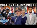 Manziel Mania, 9 Straight Pro Bowlers Picked, & More! | 2014 NFL Draft 1st Round