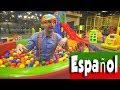 Canciones Infantiles con Blippi Español   Videos Educacionales Para Niños