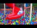 Детская площадка для детей с Ярославой   Indoor Playground for kids