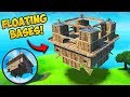 *NEW* FLOATING BASE TROLLING TRICK! - Fortnite Funny Moments! #574