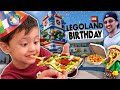 LEGOLAND BIRTHDAY!  Shawn Turns 4!!  (FV Family 4th Bday Vlog)