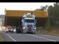 Негабаритный груз аварии - правила транспортировки  и перевозки негабаритных грузов.