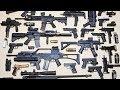 ¿Cuál es la Diferencia entre Pistola, Subfusil, Escopeta, Carabina, Rifle y Ametralladora?