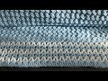 Easiest crochet baby blanket/Crochet blanket pattern/Crochet shawl