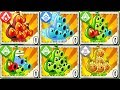 All Pea LEVEL 999999 Vs Dark-Ages Final Boss Fight! Mod in Plants vs Zombies 2 Gameplay