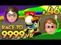 Mario Kart Wii - Second Sometimes, First Sometimes! - Race To 9999 VR | Ep. 46