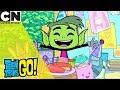 Teen Titans Go! | Beast Boy's Bday | Cartoon Network UK 🇬🇧