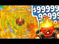 Bloons TD 6 | ULTRA BOOSTED RING OF FIRE TOWER (OVERPOWERED)
