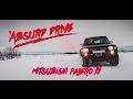 Absurd Drive: MITSUBISHI PAJERO II...NATUREkilla?