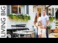 Family's Fantastic Farmhouse-Style Tiny Home