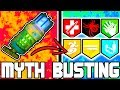 FREE PERKS!!! | BLACK OPS 3 ZOMBIES CHRONICLES | MYTH BUSTING MONDAYS #94