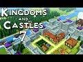 Прохождение Kingdoms and Castles: #7 - БАШНЯ НА ВСЮ КАРТУ!