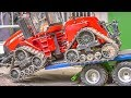 Stunning RC Tractors work hard! Awesome farming in 1/16 scale!