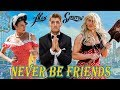 Alex Sparrow - Never Be Friends (OFFICIAL VIDEO)