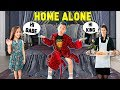 HOME ALONE WITHOUT MY PARENTS! **NO RULES** | The Royalty Family