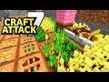Krasse automatische Weizenfarm mit Trymacs bauen! - Minecraft Craft Attack 7 #14
