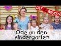 Ode an den Kindergarten - Singen, Tanzen und Bewegen || Kinderlieder