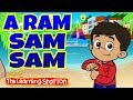 A Ram Sam Sam Song ♫ Dance Songs for Children ♫ Kids Songs ♫ The Learning Station