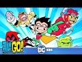 Teen Titans Go! | Teen Titans Transformations | DC Kids
