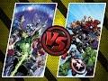 VERSUS: Marvel vs DC Comics